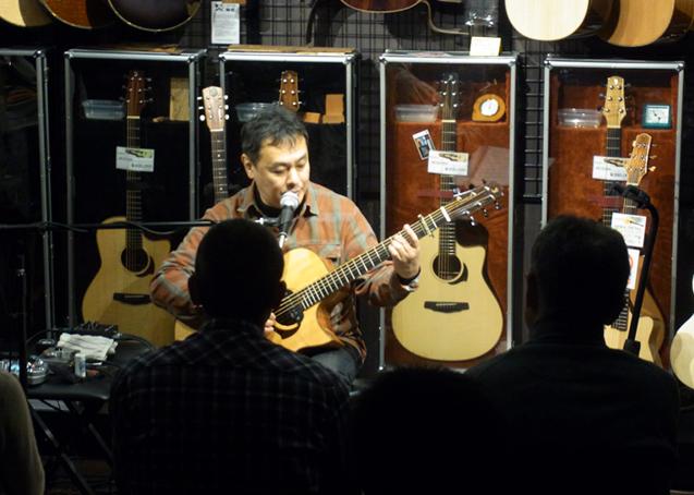 打田十紀夫 Tokio Uchida Tokio Acoustic Blues
